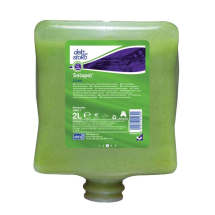DEB SOLOPOL LIME WASH 2LTR CARTRIDGE