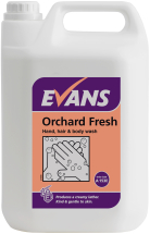 ORCHARD FRESH HAND & BODY SOAP5 LTR