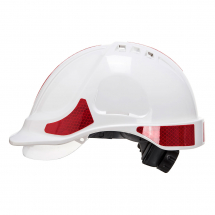 REFLECT HELMET STICKERS (PK10) RED