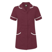 BURG LADIES TUNIC,C/W PRESTON COLL EARLY YEARS LOGO TO FRONT
