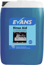 AUTO RINSE AID FOR GLASS & DISHWASH MCH 20LTR