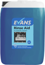 AUTO RINSE AID FOR GLASS & DISHWASH MCH 5LTR