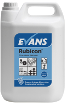 RUBICON OIL & GREASE REMOVER &HD CLEANER 5LTR