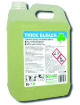 THICK BLEACH 4.9% CHLORINE 5 LTR