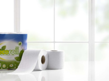 2 PLY RECYCLED ECO ROLL 9 X 4 PER CASE 320 SHEETS