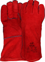 WGR ULTIMATE RED SUPERIOR QUALITY WELDERS GAUNTLET