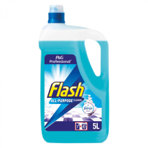 FLASH PROFESSIONAL ALL PURPOSE CLEANER OCEAN 5LTR